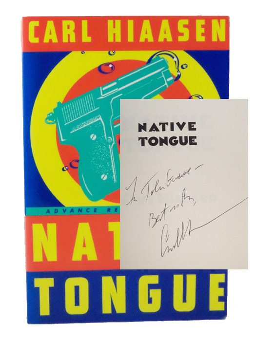 Native Tongue, Hiaasen, Carl