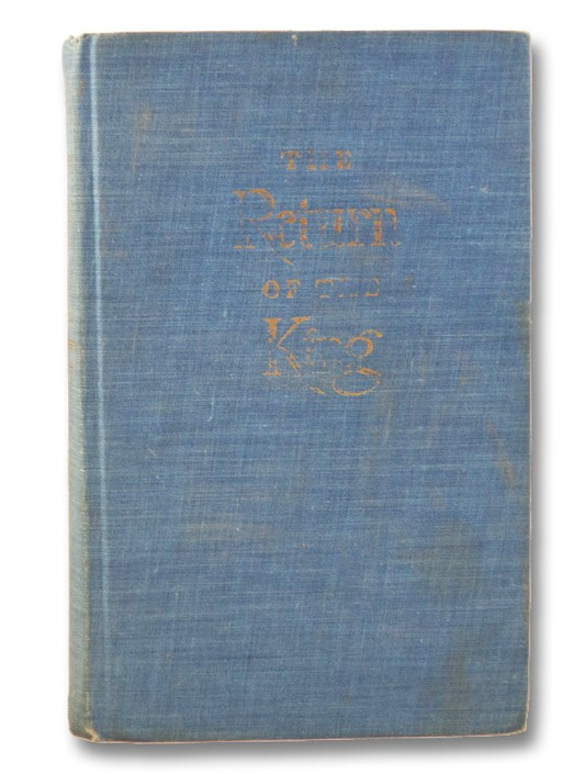 The Return of the King: Being the Third Part of The Lord of the Rings, Tolkien, J.R.R.