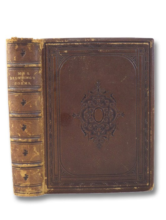The Poetical Works of Elizabeth Barrett Browning. Complete in One Volume. Corrected by the Last London Edition., Browning, Elizabeth Barrett