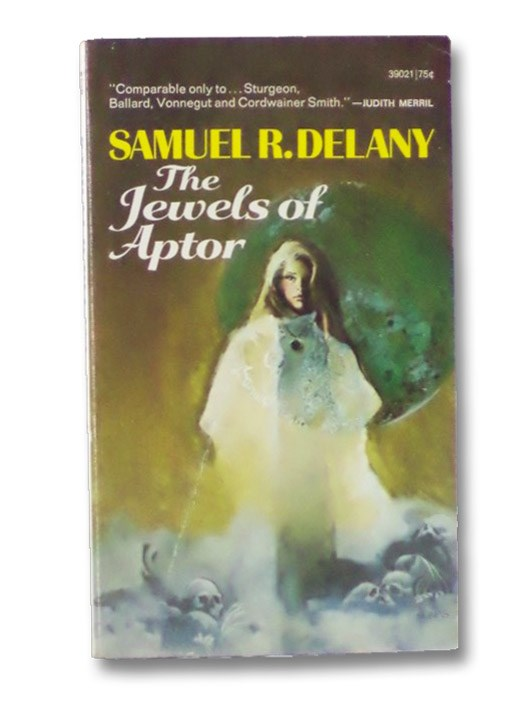 The Jewels of Aptor, Delany, Samuel R.