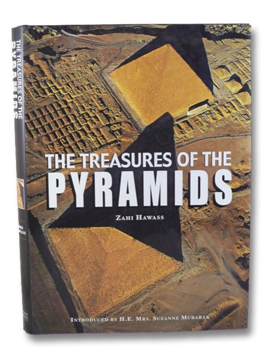 The Treasures of the Pyramids, Hawass, Zahi