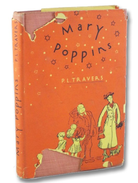 Mary Poppins, Travers, P.L.