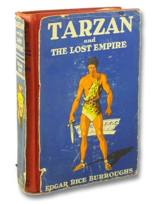 Tarzan and the Lost Empire (Tarzan Series Book 12), Burroughs, Edgar Rice