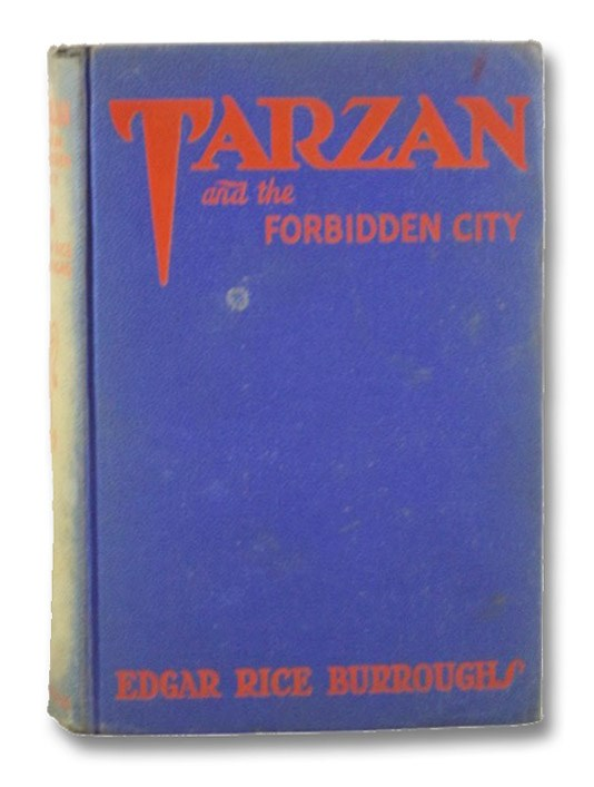 Tarzan and the Forbidden City, Burroughs, Edgar Rice