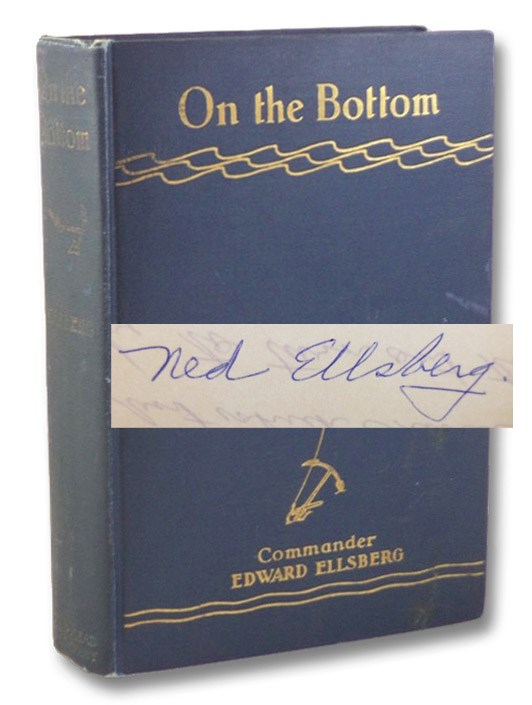 On the Bottom [with] Autograph Letter Signed, Reviewing George Orwell's 1984, Ellsberg, Edward