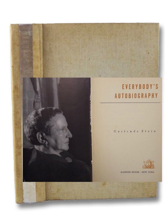 Everybody's Autobiography, Stein, Gertrude