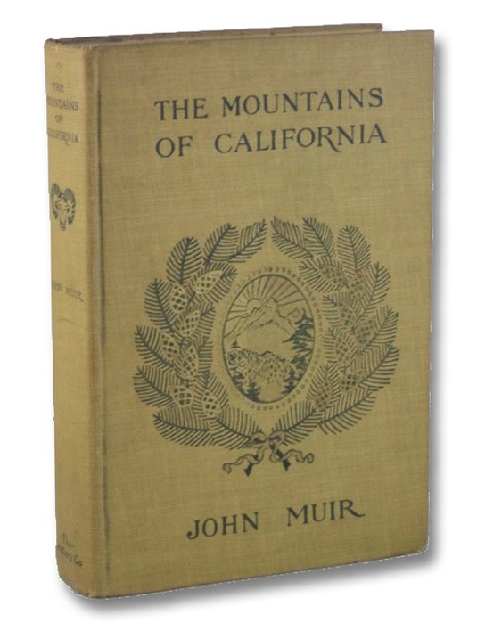 The Mountains of California, Muir, John