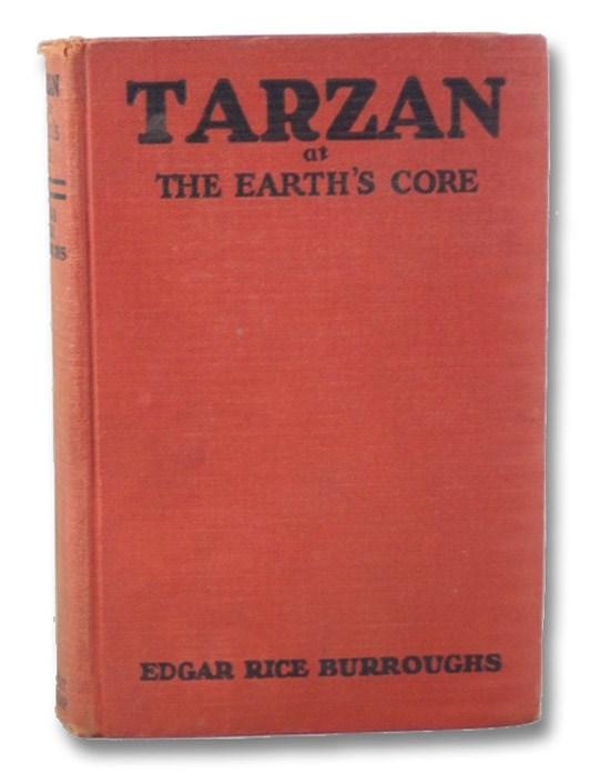 Tarzan at the Earth's Core, Burroughs, Edgar Rice