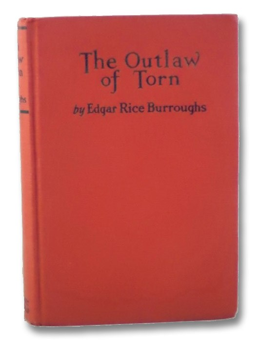 The Outlaw of Torn, Burroughs, Edgar Rice