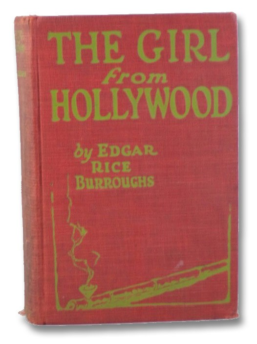 The Girl from Hollywood, Burroughs, Edgar Rice
