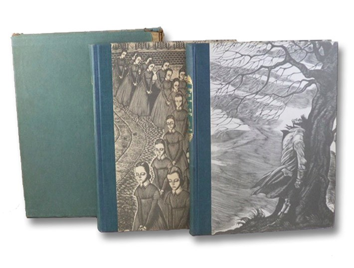 Jane Eyre & Wuthering Heights, Bronte, Charlotte; Bronte, Emily