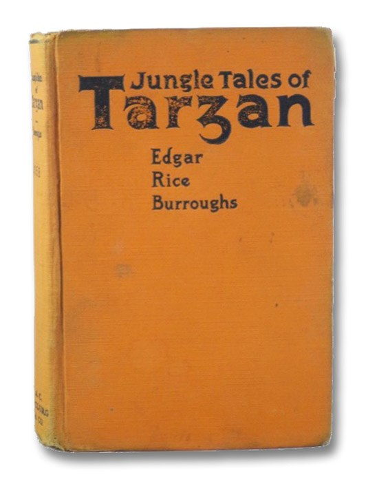 Jungle Tales of Tarzan (Tarzan Series Book 6), Burroughs, Edgar Rice