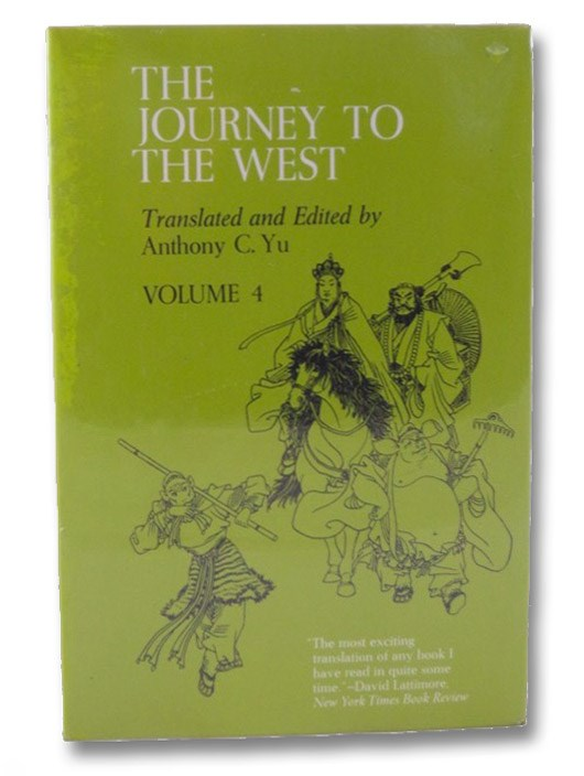 The Journey to the West Volume 4, Chi, Hsi-yu; Yu, Anthony C.