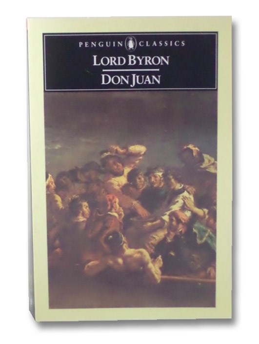 a literary analysis of don juan by lord byron
