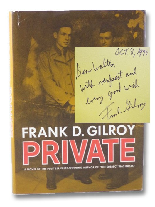 Private, Gilroy, Frank D.