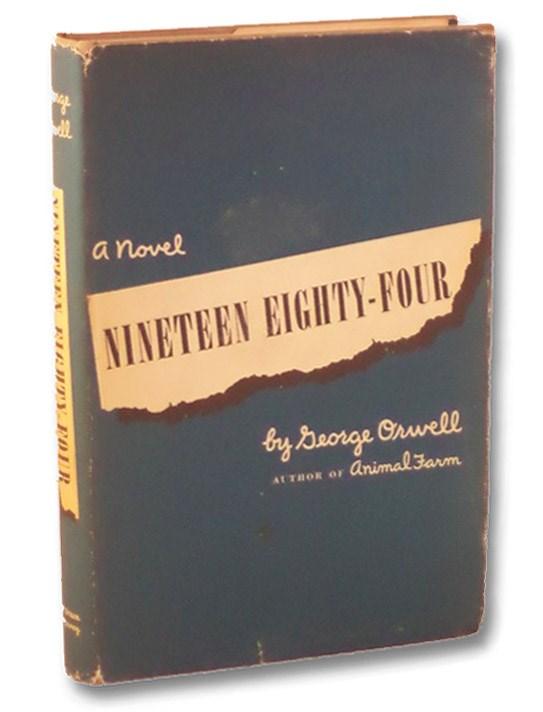Nineteen Eighty-Four: A Novel [1984], Orwell, George [Blair, Eric Arthur]