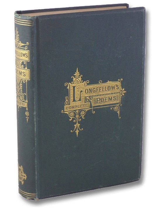 The Poetical Works of Henry Wadsworth Longfellow. (Household Edition.), Longfellow, Henry Wadsworth