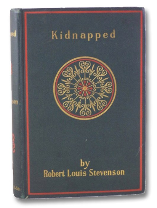Kidnapped, Stevenson, Robert Louis