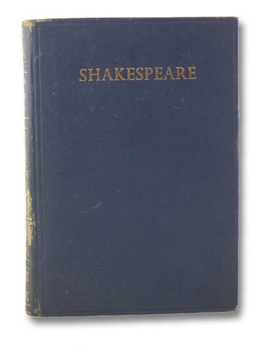 The Complete Works of William Shakespeare [Oxford India Paper Edition, Illustrated with Photographs of Scenes from Various Productions, 1926-1954], Shakespeare, William; Craig, W.J.