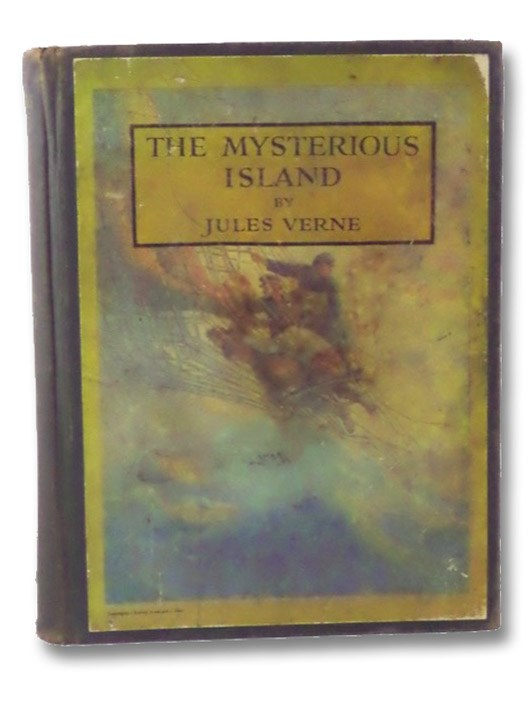 The Mysterious Island, Verne, Jules