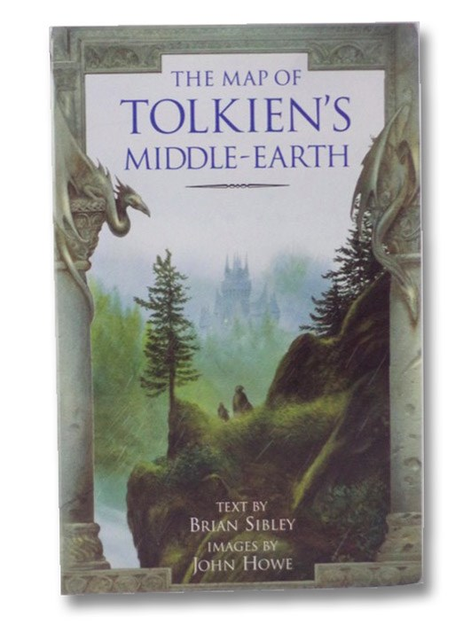 The Map of Tolkien's Middle-Earth, Sibley, Brian