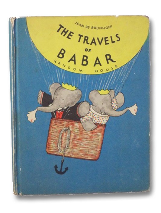 The Travels of Babar, De Brunhoff, Jean