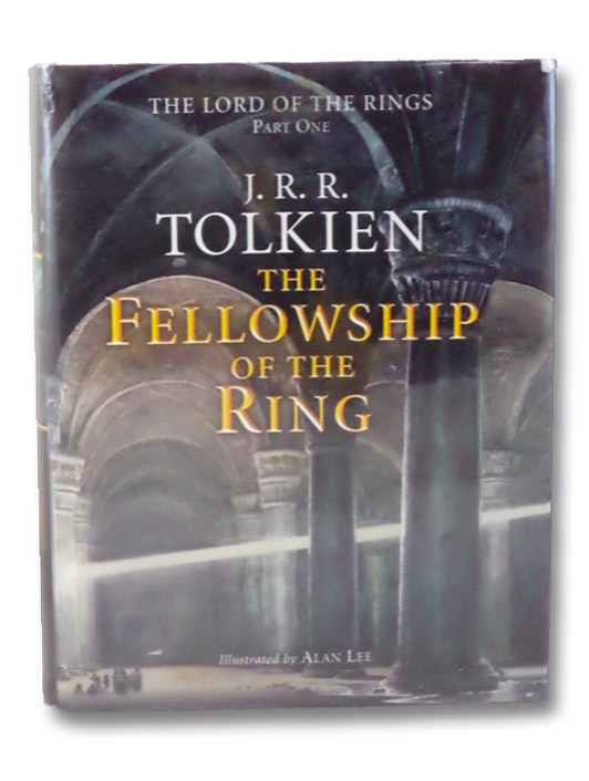 The Lord of the Rings: The Fellowship of the Ring, Tolkien, J.R.R. & Christopher