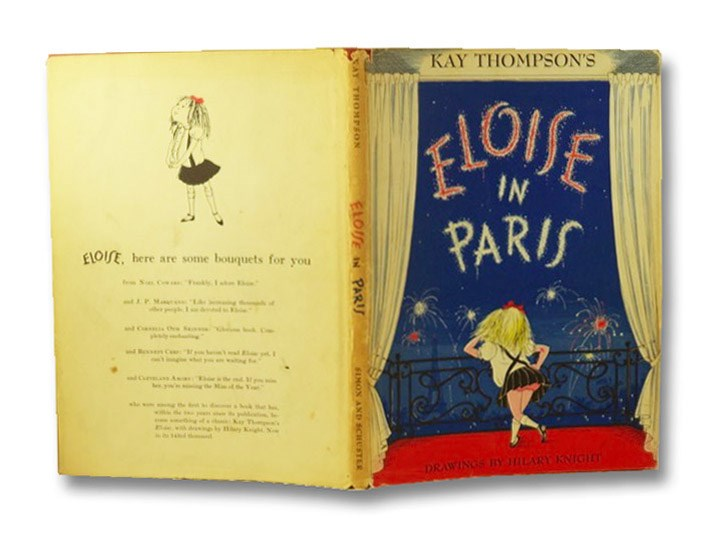 Eloise in Paris, Thompson, Kay
