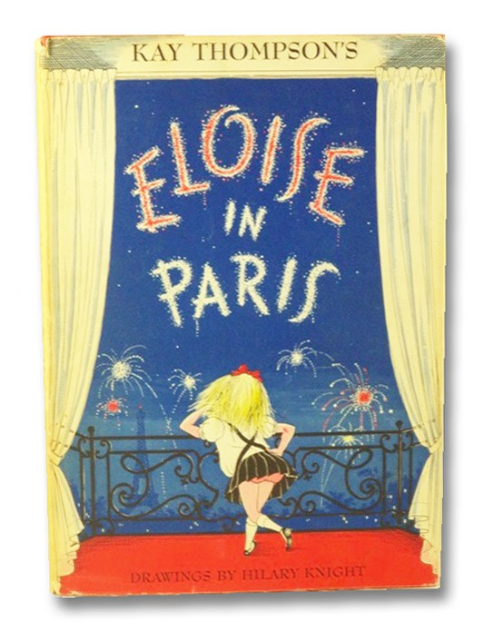 Eloise in Paris, Thompson, Kay