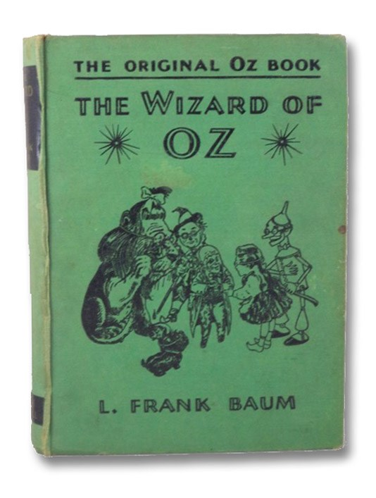 The New Wizard of Oz [MGM Movie Edition], Baum, L. Frank