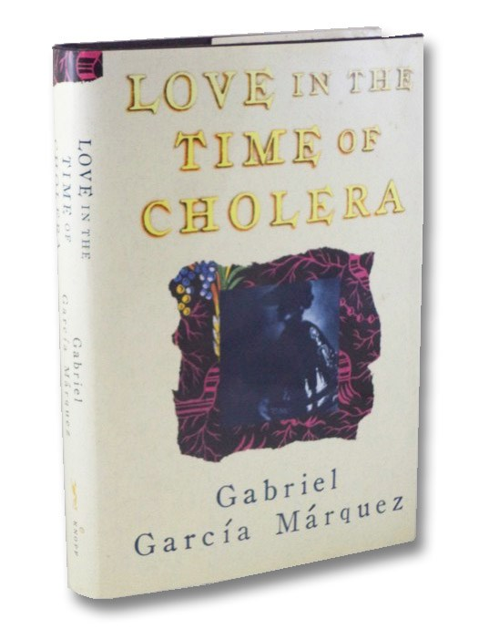 Love in the Time of Cholera, Marquez, Gabriel Garcia; Grossman, Edith