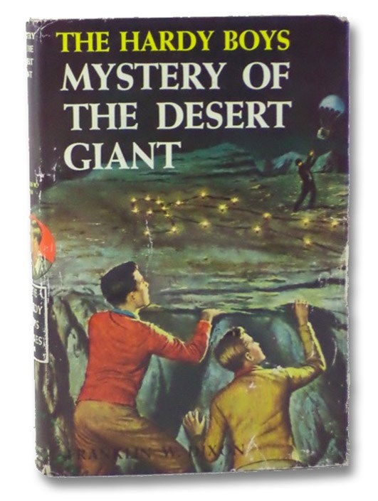 Mystery of the Desert Giant (The Hardy Boys Mystery Stories #40), Dixon, Franklin W.