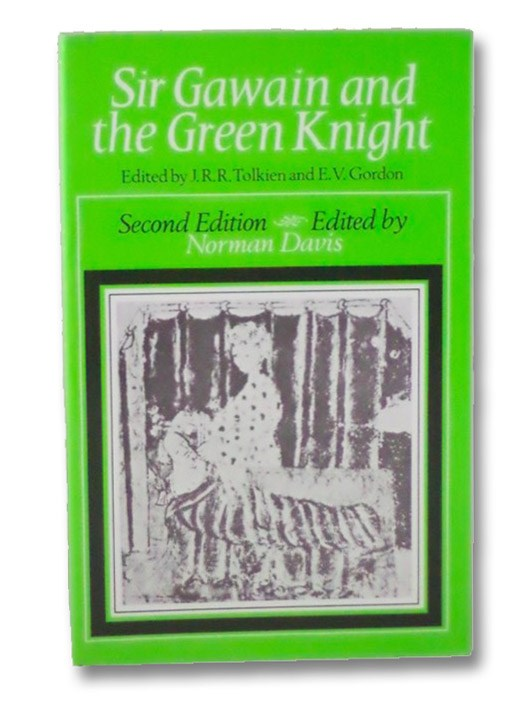 Sir Gawain and the Green Knight, Tolkien, J.R.R.; Gordon, E.V.; Davis, Norman