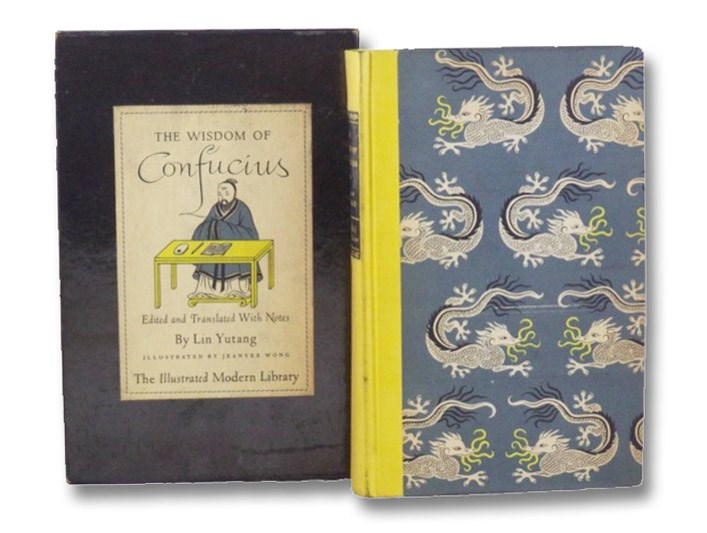 The Wisdom of Confucius (The Illustrated Modern Library), Confucius; Yutang, Lin (Editor)