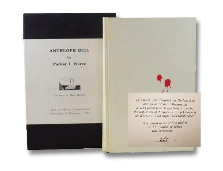 Antelope Bill, Peirce, Parker I.