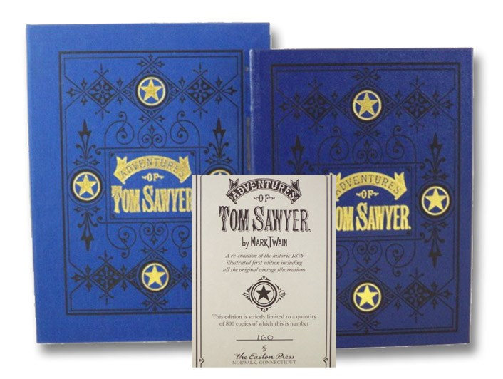 The Adventures of Tom Sawyer (Easton Press Deluxe Limited Edition), Twain, Mark [Clemens, Samuel Langhorne]