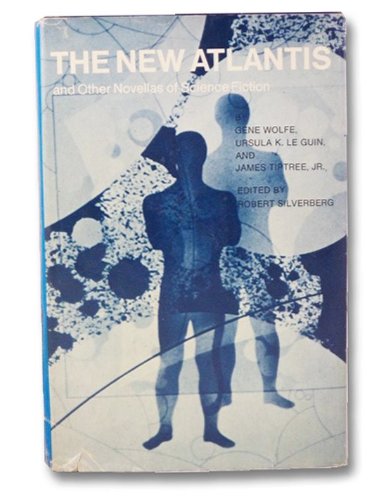 The New Atlantis and Other Novellas of Science Fiction, Silverberg, Robert (Editor)