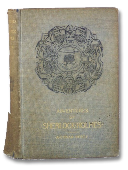 The Adventures of Sherlock Holmes, Doyle, A. [Arthur] Conan