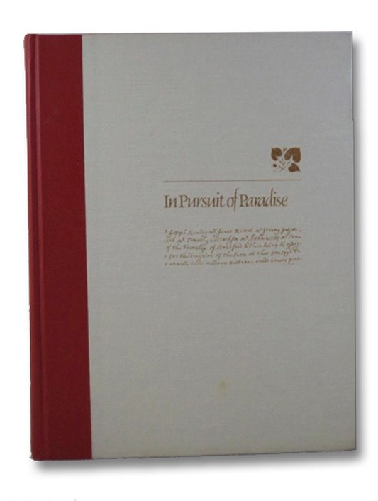 In Pursuit of Paradise: History of the Town of Stratford, Connecticut, Knapp, Lewis G.