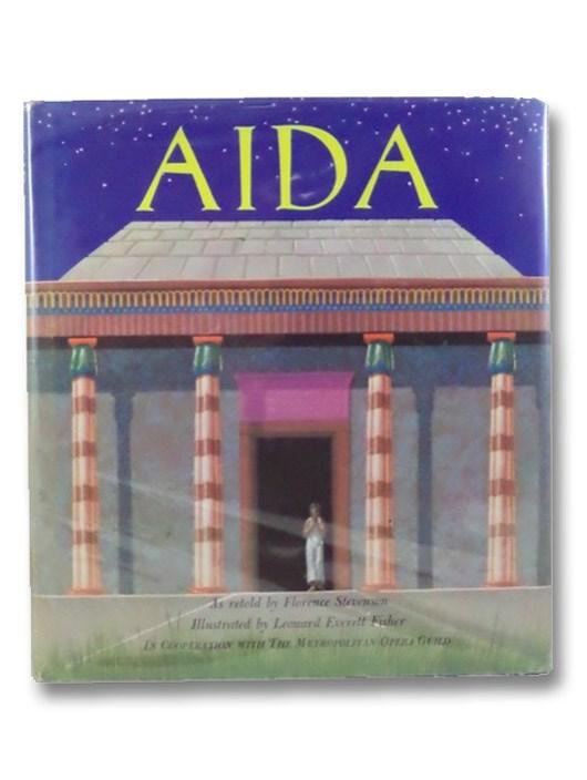 The Story of Aida, Stevenson, Florence; Verdi, Giuseppi