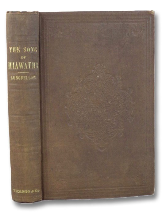 The Song of Hiawatha., Longfellow, Henry Wadsworth