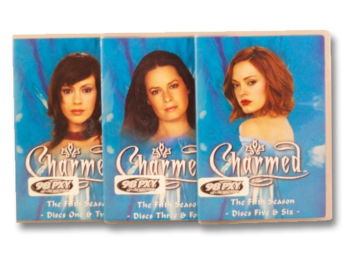 Charmed: The Fifth Season (Complete in Six Discs), Paramount