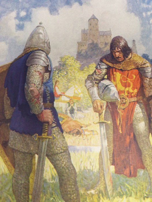 The Boy's King Arthur: Sir Thomas Malory's History of King Arthur and His Knights of the Round Table, Edited for Boys, Malory, Thomas; Lanier, Sidney