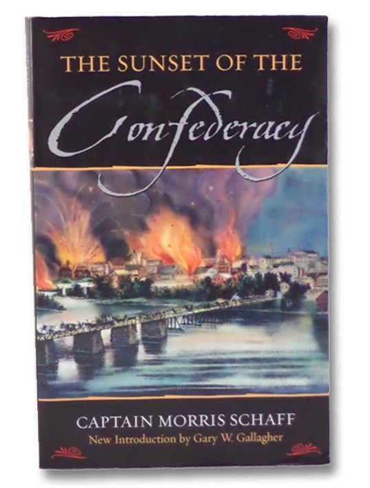 The Sunset of the Confederacy, Schaff, Morris