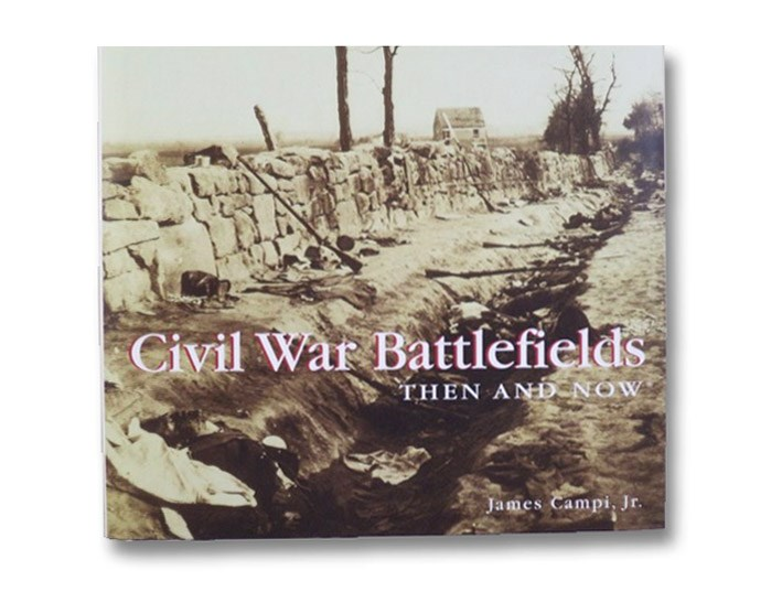 Image for Civil War Battlefields: Then and Now