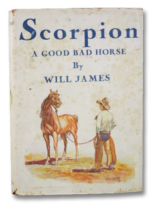 Scorpion: A Good Bad Horse, James, Will