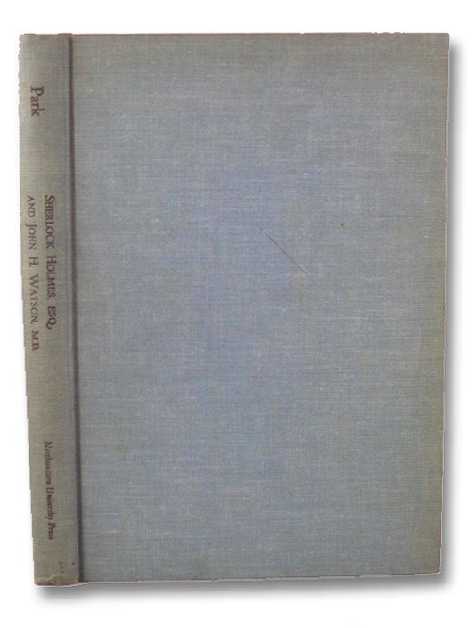 Sherlock Holmes, Esq., and John H. Watson, M.D., Park, Orlando