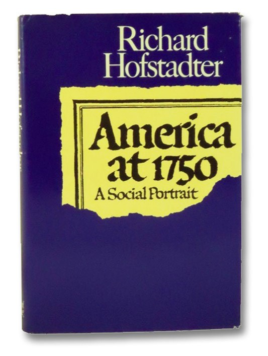 the age of reform richard hofstadter thesis