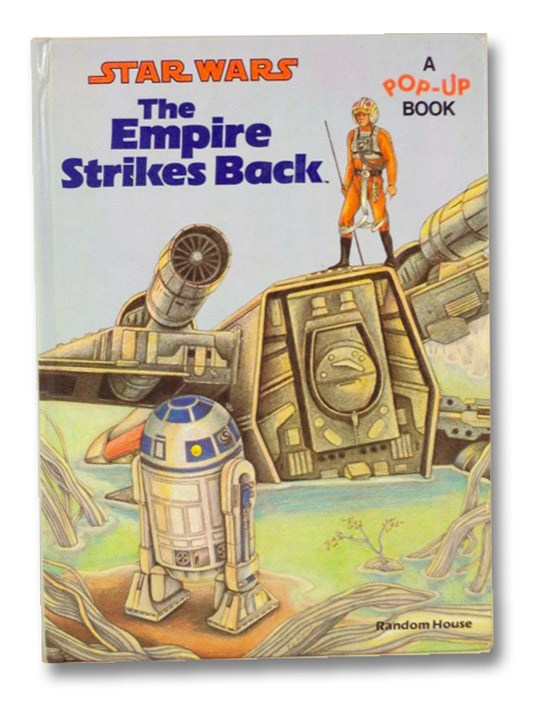 Star Wars: The Empire Strikes Back - A Pop-Up Book, Penick, Ib