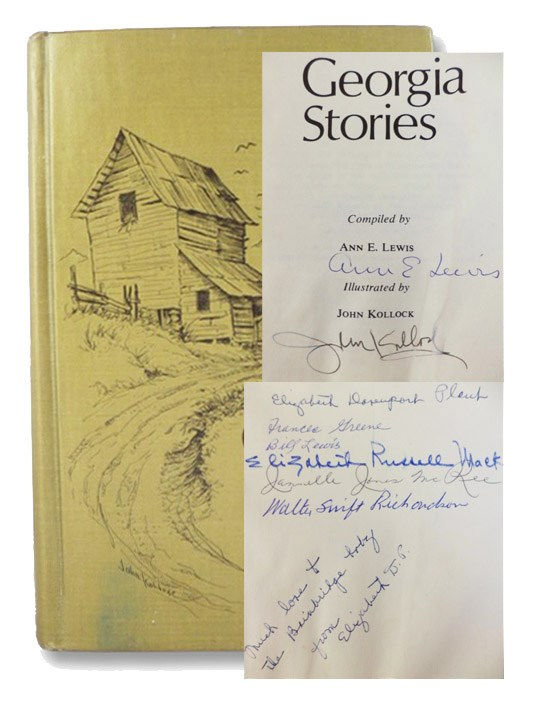 Georgia Stories, Lewis, Ann E.